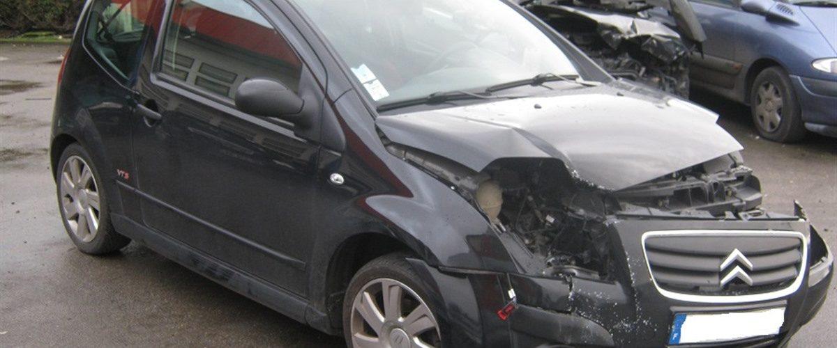 Peut-on vendre une voiture accidentée ?