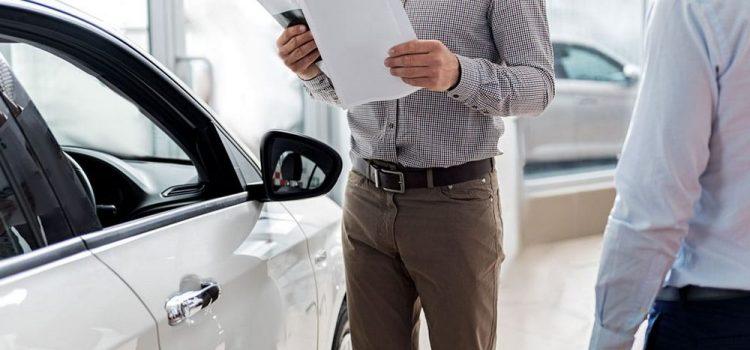 Achetez une voiture à bon prix auprès d'un mandataire